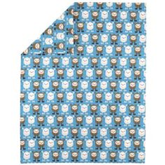 Yeti for Bed Duvet Cover (Full-Queen)    The Land of Nod
