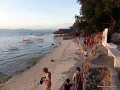Our guide to things to do in Moalboal Cebu, where to stay in Panagsama Beach, how to get to Moalboal from Cebu City, visiting Moalboal with kids and other information