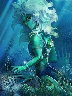 Malachite has a very beautiful color to her and is one of my favorite fusions. Malachite Su, Malachite Steven Universe, Steven Universe Characters, Steven Universe Memes, Desenhos Cartoon Network, Lapidot, Manga Anime, Universe Art, Cartoon Art