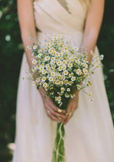 mini daisy bouquet - 100 Layer Cake