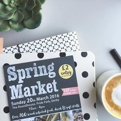 busy Thursday full of Spring Market prep... looking forward to meeting the stallholders @roundhousederby on Monday evening to tell them all about the event ☺️ #lovemyjob