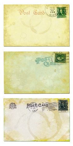 4 Per Page Postcard Template Awesome these Would Make Cute Stationery Print On 4 Page On Light Weight Paper Instead Of Card Stock Vintage Labels, Vintage Ephemera, Vintage Cards, Vintage Postcards, Papel Scrapbook, Vintage Scrapbook, Scrapbook Cards, Picture Scrapbook, Papel Vintage