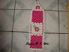 Como fazer Porta papel higiênico de crochê - Passo a passo   Facil Decore