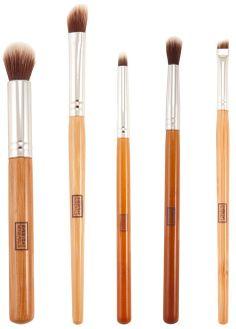 Everyday Minerals Deluxe Eye Brush Set