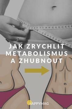 Jak zrychlit metabolismus a zhubnout? Tady je 10 snadných vědecky ověřených způsobů jak urychlit metabolismus. #cviky #cviceni #cvičení #plochebricho #plochébřicho #flatbelly #flattummy #flat #workout #jakzhubnout #hubnutí #metabolismus #jakrychlezhubnout Weight Loss, Workout, Life, Sport, Coffee, Diet, Kaffee, Deporte, Losing Weight