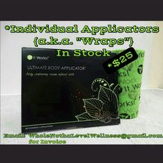 Have you been wondering what these crazy wraps are all about?   Want to try but not sign up?  Our CRAZY WRAPS!  are called crazy because you CAN SEE RESULTS without:  busting a sweat, breaking the bank or living in a sweat tank!!!!  It's crazy how they work but THEY DO!  Our Company was named because of what our 1st to market top seller does!  Every person has a unique chemistry so, the best way for you to know if it works is to see for your self.  Normally we retail a complete treatment…