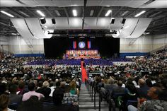 American University Washington College of Law Spring 2014 Commencement