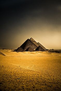 Africa: The Pyramids at Giza, Egypt; ride a camel and see the tomb of King Tut and the Nile River.