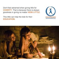 Why should you sponsor a charity?