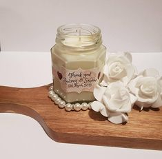 Check out this item in my Etsy shop https://www.etsy.com/au/listing/578711904/handmade-personalised-hexagonal-candle