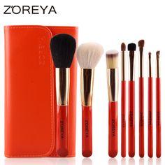 8Pcs New Pro Makeup Brush Set Powder Foundation Eyeshadow Eyeliner Lip Cosmetic Brush Kit Beauty Tools Best Quality #Affiliate