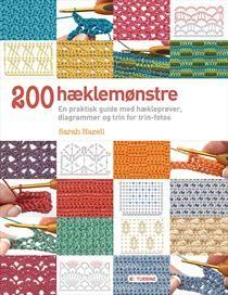 200 hæklemønstre