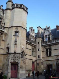 musee de cluny paris france | Musée de Cluny consacré au Moyen Age. Il abrite les vestiges de ...