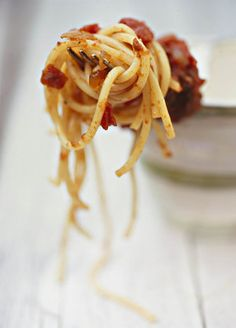 'Lady and the Tramp'-spaghetti | SARIE KOS |