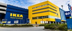 Swedish furniture giant IKEA said Wednesday it planned to cut jobs worldwide by mainly office jobs, as it reorganizes to focus its business on e-commerce and smaller shops in city centers. Presidents Day Weekend, Presidents Day Sale, Administrative Jobs, Sm Mall Of Asia, Memorial Day Sales, Ikea Home, Ikea Furniture, Furniture Market, Furniture Stores