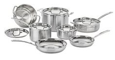Best Stainless Steel Cookware Sets: Reviews of Top Rated Pots and Pans!