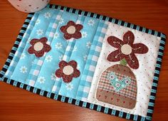 Mothers Day Mug Rugs