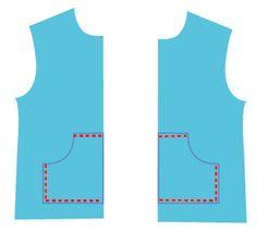5 Fashion, Toddler Sewing Patterns, Free Pattern, Sew, Wraps, Jackets, Cute, Moda, Fashion Styles