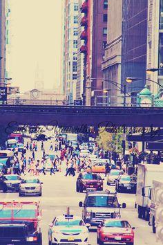 Chicago City Prints - Photography. $15.00, via Etsy.