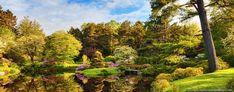 Japanese Style Garden GPS Coordinates: Latitude 44.305409; Longitude -68.283151