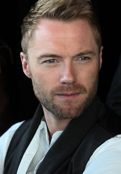 """Ronan Keating Photos - Cast member of """"The X Factor"""" Ronan Keating poses during a media call on July 2010 in Sydney, Australia. - Media Call With Cast Of """"The X Factor"""" Moustaches, Ronan Keating, Photo Cast, Wtf Face, Blonde Guys, Beautiful Voice, Good Looking Men, Man Crush, Manish"""