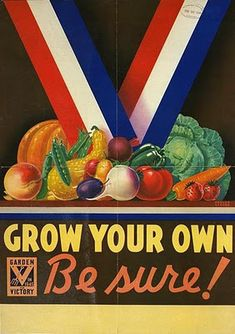 The Art of Manliness on gardening.