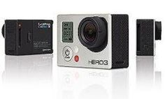 GoPro Hero 3 Camera. A great gift for the tech Dad this Father's Day. See more of our guest guru's @Theresa Burger Seid from #RockOnMommies Father's Day picks: http://blog.gifts.com/gift-guides/guest-guru-1st-fathers-day-survival-guide