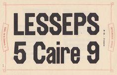 """From Imprimerie Suisse's """"Spécimen des Caractères"""", 1892"""