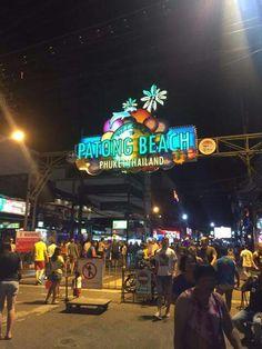 Phuket Patong Beach, Phuket, Times Square