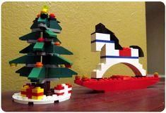 lego christmas ornament instructions | What Christmas looks like | Hello Knitty