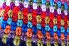 moss stitch: see Le monde de Sucrette