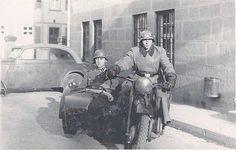 (3 Pz.Div SS Totenkopf) BMW R12 | Flickr - Photo Sharing!