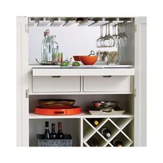 Found it at Wayfair - Bar Cabinet with Spindle | Bar cabinets ...
