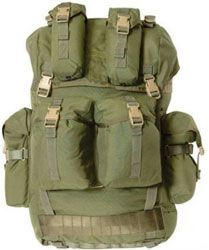Becker Patrol Pack Black