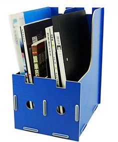 Menu Life Magazine Storage Box Expander File Folder Organiser Magazine File  Holder Rack Paper Book Storage