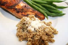 Balsamic Quinoa with