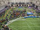 2012 UW invitational track meet time lapse (Video)