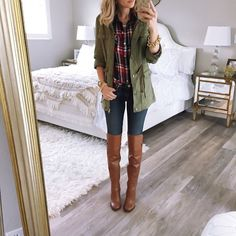 """Jade (A Spoonful of Style) on Instagram: """"#sunday my plaid top is under $30 and comes in a few colors. Outfit and room details here  @li..."""