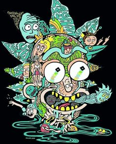 Check out this awesome collection of Rick and Morty Trippy Spaceship wallpapers, with 16 Rick and Morty Trippy Spaceship wallpaper pictures for your desktop, phone or tablet. Trippy Wallpaper, Cartoon Wallpaper, Rick Wallpaper, Trippy Drawings, Art Drawings, Rick Und Morty Tattoo, Rick And Morty Drawing, Rick I Morty, Trippy Rick And Morty