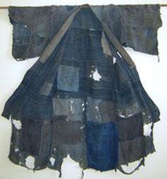 rag kimono