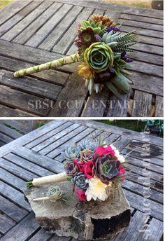 Want want want. Great website for succulent art! http://www.sbsucculentart.com
