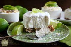 Veganer LimettenKäsekuchen