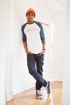 The Made Authentically Baseball Tee - Late additions to our SPRING 2014 collection are here!