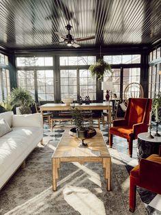Design Moderne, Art Deco Design, Beautiful Living Rooms, Design Awards, Cozy House, Decoration, House Tours, Home Interior Design, Outdoor Spaces