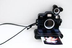 Scot Polaroid Camera-For Blythe. ฿415.34/£9.08, 24PM @ etsy