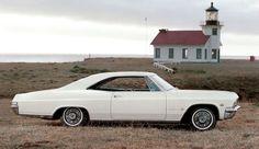 Ayy, dream car. (1965 Chevy Impala)
