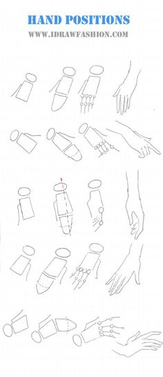 how to draw hands | Tumblr