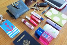 Whats In My Purse   The Sweetest Occasion