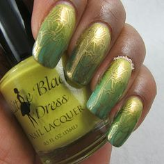 Paints And Polish: The New Spicy Mustard Polish By Little Black Dress...