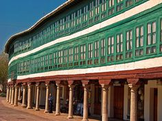 Almagro-arquitectura tipica